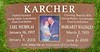 Carl and Margaret Karcher