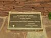 St. Francis plaque