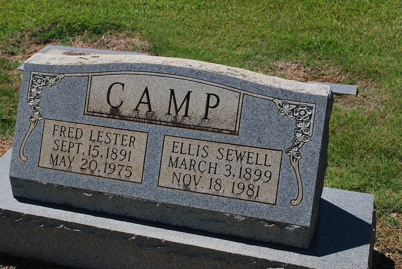 Camp_Fred_Lester-Ellis_Sewell