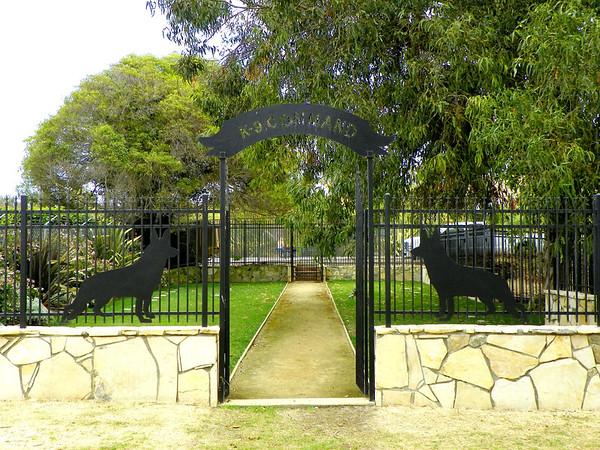 K-9 Command gate 1