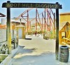 Entrance to Boot Hill
