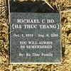 Ha Thuc Thang, aka Michael C. Ho