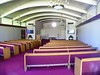 Live Oak Chapel interior