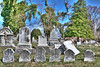 Cemeteries : 4 galleries with 256 photos