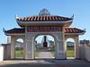 "Vietnamese Portal to ""Vinh Phuc Village"""