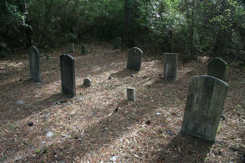 Midgett Burgess Cemetery Roanoke Island, NC