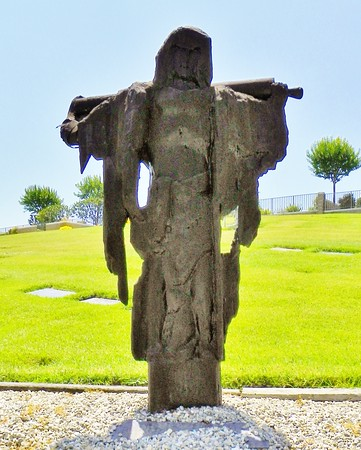 Concentration Camp Statue - 3