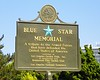 "Read about Blue Star Memorials here - <a href=""http://www.gardenclub.org/projects/blue-star-memorials.aspx"">http://www.gardenclub.org/projects/blue-star-memorials.aspx</a>"