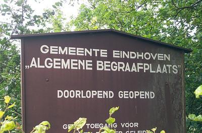 Gemeente Eindhoven 'Algemene Begraafplaats'