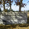 Closed in the 1930s, this cemetery is adjacent to Pomona High School