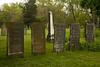 Pioneer Gravestones, Mt. Pleasant Presbyterian Cemetery, Ross County, Ohio