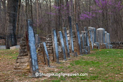 Hamer Cemetery, Spring Mill State Park, Mitchell, Indiana