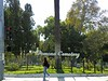 "Pomona Cemetery, non-sectarian since it opened in 1876, is also referred to as ""Pomona Valley Cemetery"" and ""Pomona Valley Memorial Park""."