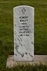 Revolutionary War Veteran Robert Bailey, Shooks Prairie Cemetery, Green County, Wisconsin