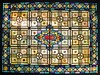 Stained glass ceiling - 1
