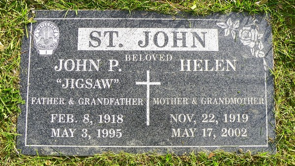 """The amazing """"Jigsaw John"""" - copy and paste this link - <a href=""""https://en.wikipedia.org/wiki/John_P._St._John_"""">https://en.wikipedia.org/wiki/John_P._St._John_</a>(police_officer)"""
