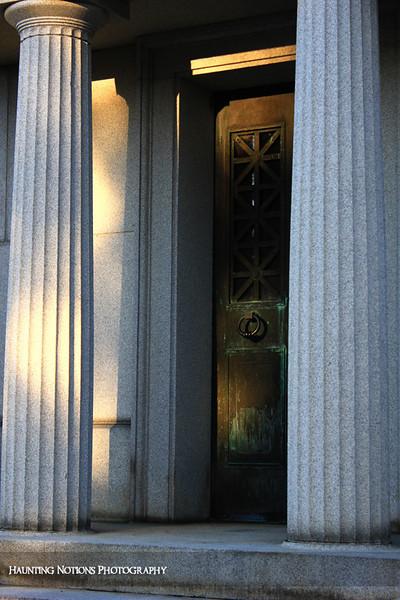 Whose Knockin' At My Door (Mount Hope Cemetery, Lansing MI)