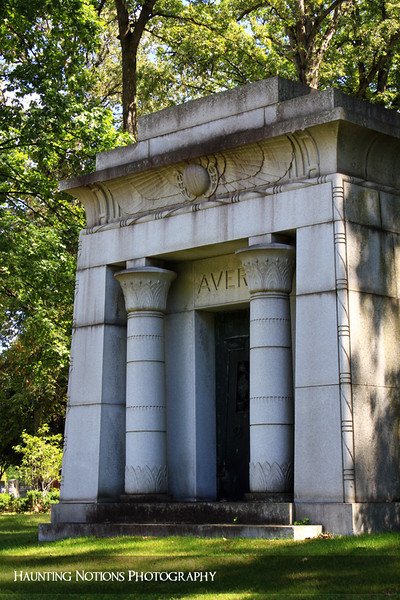 Temple Eternal (Woodlawn Cemetery, Detroit MI)