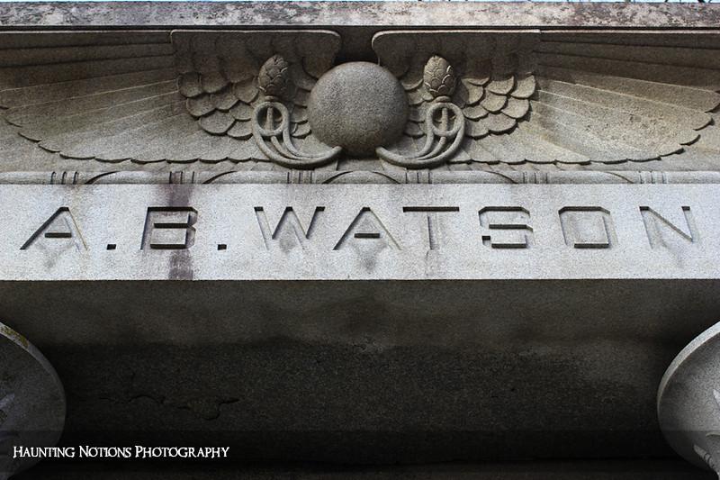 Mantelpiece (Oak Hill Cemetery, Grand Rapids MI)