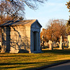 Welcome To The Neighborhood (Mount Olivet Cemetery,  Detroit MI)