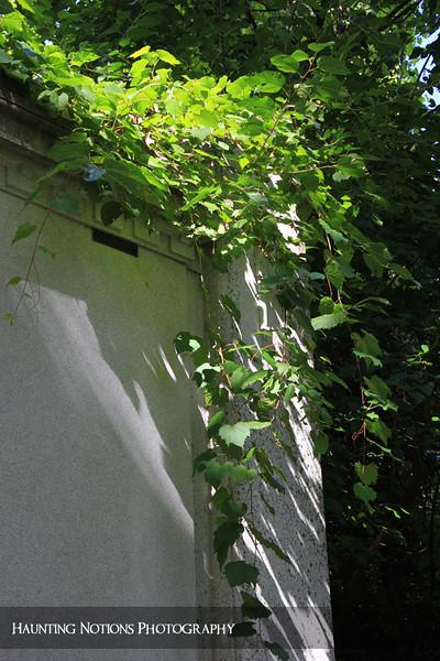 Emerald City (Woodlawn Cemetery, Detroit MI)
