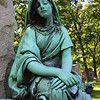 It's Not Easy Being Green (Woodlawn Cemetery, Detroit MI)