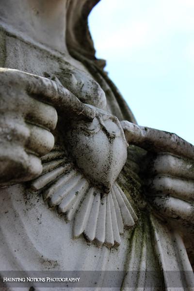 Eternal Flame (West Woodlawn Cemetery, Kentwood MI)