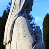 Veiled (Mount Hope Cemetery, Lansing MI)