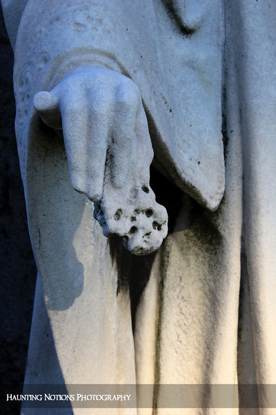 Just A Pinch (Mount Olivet Cemetery, Detroit MI)