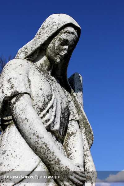 Penitence (Oak Hill Cemetery, Battle Creek MI)