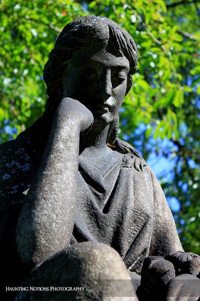 Wishful Thinking (Woodmere Cemetery, Detroit MI)