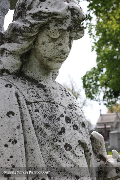 Melancholia (Calvary Cemetery, Milwaukee WI)