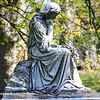 Lady In Waiting (Spring Grove Cemetery & Arboretum; Cincinnatti, OH)