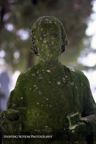 Little Green Men (Saint Stanislaus Cemetery, Dorr MI)