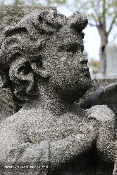 Stylin' (Calvary Cemetery, Milwaukee WI)