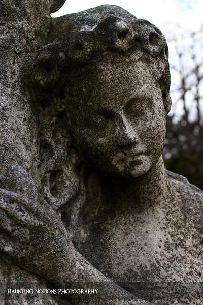 Keeping It Together (Oak Hill Cemetery, Grand Rapids MI)