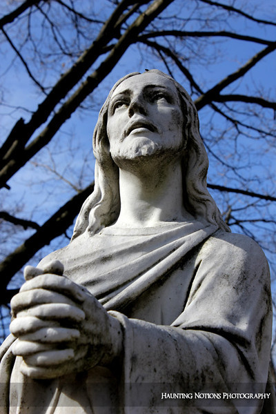 Father, Son & Holy Ghost (West Woodlawn Cemetery, Kentwood MI)