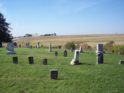 Tyrone Cemetery, Talleyrand, Iowa.