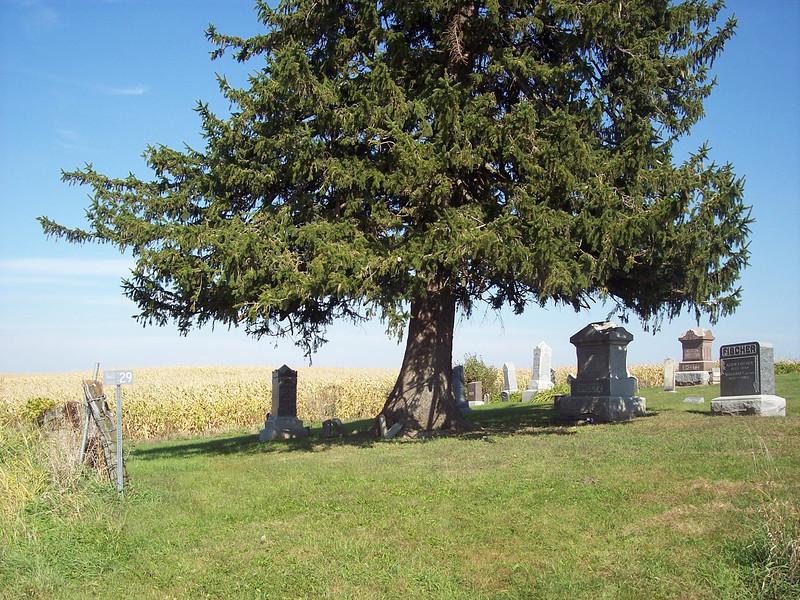 Tyrone Cemetery, Talleyrand, Iowa.