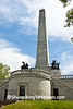 Lincoln's Tomb, Oak Ridge Cemetery, Springfield, Illinois