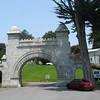 Cypress Lawn Cemetery Gates