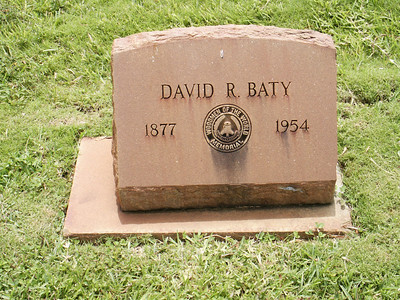 David R. Baty