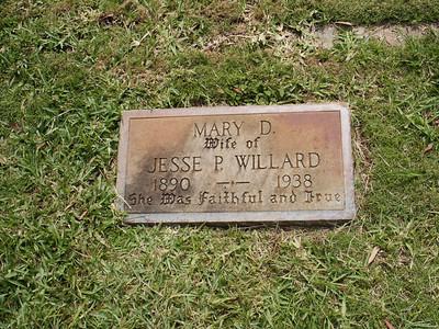 Mary D. Willard