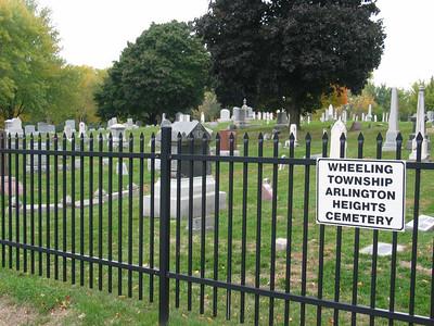Wheeling Township Arlington Heights Cemetery