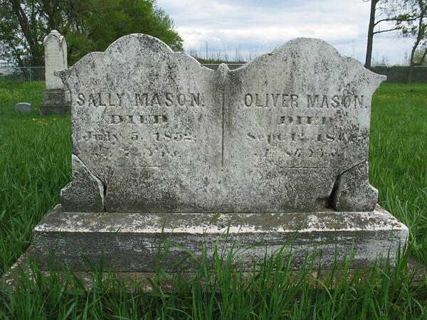 Sally Mason / Oliver Mason