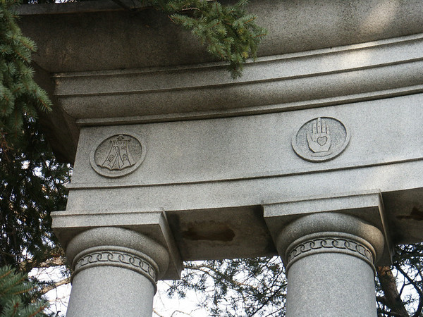 Independent Order of Odd Fellows detail