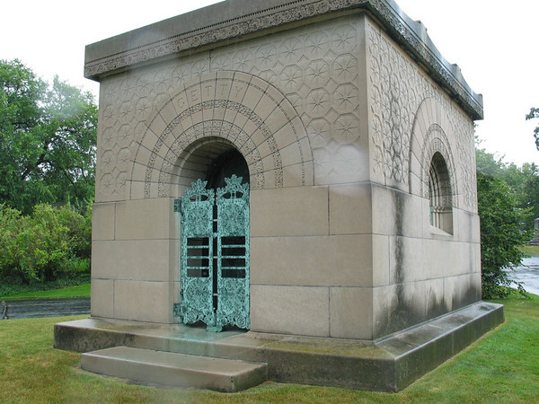 Getty Tomb