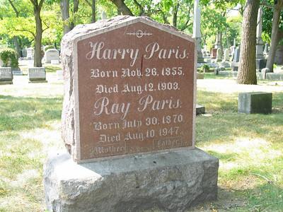 Harry and Ray Paris