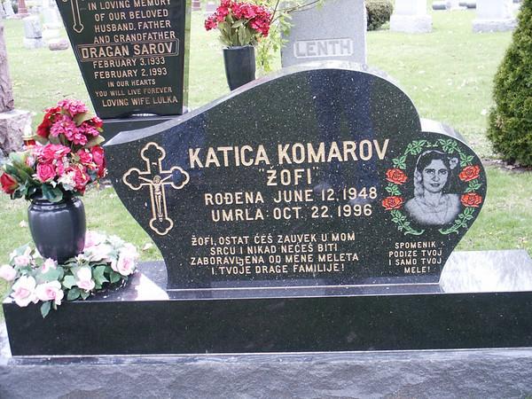 Katica Komarov