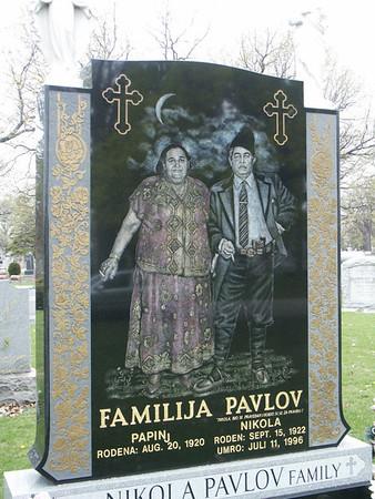 The Nikola Pavlov Family